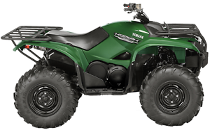 YAMAHA KODIAK 700 USAGE