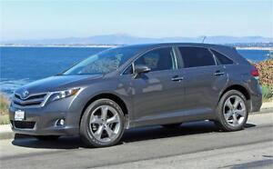 2014 Toyota Venza Ltd Kijiji Managers Ad Special Only $22,988