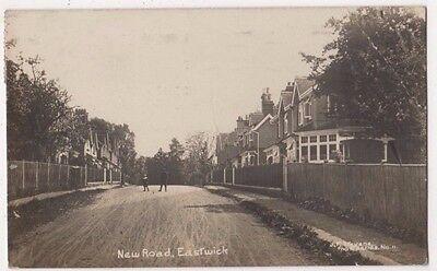 New Road Eastwick Surrey 1921 RP Postcard, B695