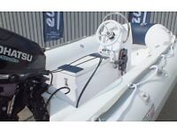 3.3 M RIB PACKAGE READY TO GO WITH NEW ENGINE