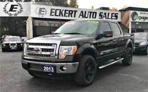 2013 Ford F-150 XTR 4X4 WITH REVERSE CAMERA/UPGRADED RIMS