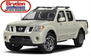 2017 Nissan Frontier SV / 4.0L V6 / Auto / 4x4 **Capable**