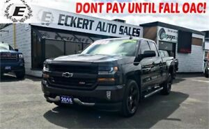 2016 Chevrolet Silverado Z71 DOUBLE CAB 4X4 WITH REVERSE CAMERA