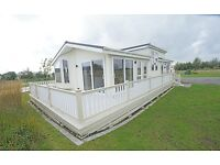 Twin unit Lodge for sale East Coast England Skegness Southview Not Haven Mobile Home Willerby