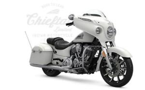 2017  INDIAN Chieftain Limited White Smoke