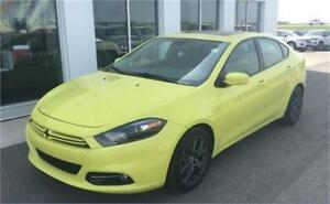 2013 Dodge Dart SXT ~ Turbo ~ Sunroof ~ 5 Min Approval $110 B/W