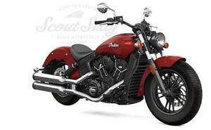 NEW 2016 Indian Scout 60