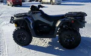 2016 Can-Am 650 Max XT with Only 1040 Miles