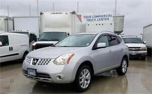 2009 Nissan Rogue SL AWD loaded clean