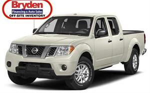 2016 Nissan Frontier SV / 4.0L V6 / Auto / 4x4 **Capable**