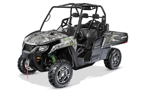 Clearance Pricing 2017 Arctic Cat Prowler HDX 700 ONLY $15999++