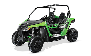 SAVE OVER $5500 2016 WILDCAT TRAIL XT EPS