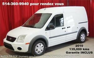 2010 FORD TRANSIT CONNECT GARANTIE 2 ANS 30000 KMS INCLUS