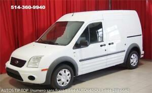 2010 FORD TRANSIT CONNECT RACK ET GAR  2 ANS 30,000 KMS INCLUS