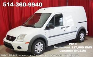 2010 FORD TRANSIT CONNECT **117000*AIR CLIMATISE GARANTIE INCLUS