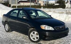 2008 Toyota Corolla LE *TOÎT OUVRANT *MAG *A/C *Edition Limited