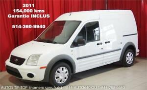 2011 FORD TRANSIT CONNECT AIR CLIMATISÉ GARANTIE INCLUS