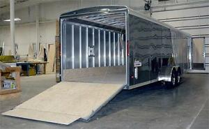 ENCLOSED SNOWMOBILE TRAILERS AT ROCK BOTTOM PRICES London Ontario image 18