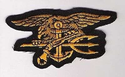 FANCY DRESS HALLOWEEN COSTUME PARTY PROP PATCH: US NAVY SEAL TEAM INSIGNIA PATCH](Us Navy Halloween Costumes)