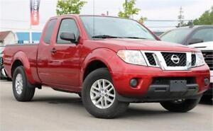 2017 Nissan Frontier SV King Cab 4x2 Bluetooth AC 5-Inch Display