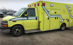 CHEV EXPRESS AMBULANCE DIESEL 2011 DURAMAX FINANCEMENT MAISON
