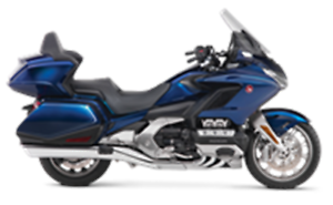 HONDA GOLDWING TOUR USAGE