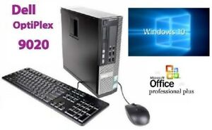 i7 - Dell 9020 Business Desktop