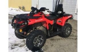 2014 Can Am ....BAD CREDIT FINANCING AVAILABLE!!