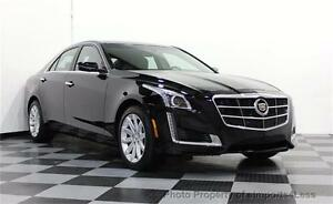 2014 Cadillac CTS Sedan 2.0L Turbo AWD **ONLY 30KM-FACTORY WARRA