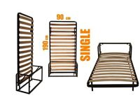 king bed single bed frame with good mattress
