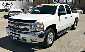 2013 CHEVROLET SILVERADO LT | WITH TONNEAU COVER & SIDE STEPS