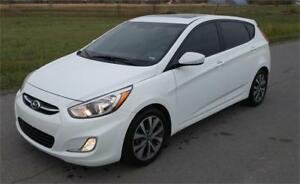 2016 Hyundai Accent SE AUTOMATIQUE 10 500 $