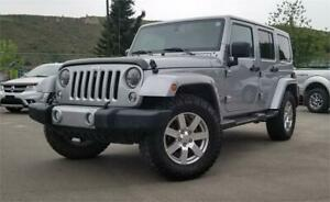 2016 JEEP WRANGLER UNLIMITED PERFECTLY SET UP JEEP WRANGLER!!