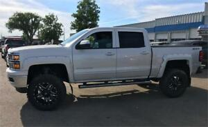 "2015 Chevrolet Silverado 1500 LEATHER/LIFT KIT 6""BDS/CAMERA/GPS"
