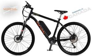 "VORPAL Pulsar 27.5"" RWD Electric Bike, Designed in Canada"