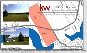 85 Acres of land on the Richibucto River with 5 bedroom home