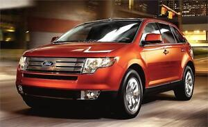 2008 Ford Edge LIMITED AWD LEATHER PANORAMIC ROOF