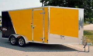 ENCLOSED SNOWMOBILE TRAILERS AT ROCK BOTTOM PRICES London Ontario image 17
