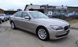 2011 BMW 7 Series 750i xDrive | Executive Package | AWD