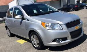 Chevrolet Aveo 2010 LS----SUPPER ENOMIIC 1995$