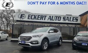 2017 HYUNDAI SANTA FE SPORT LIMITED/AWD/LEATHER