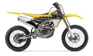 2016 Yamaha 450F CYCLEWORKS SNOWBIKE SPECIAL