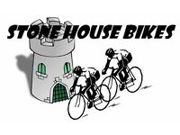 Stone House Bikes at Barry Market