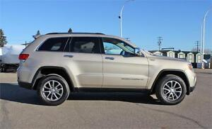 2015 Jeep Grand Cherokee Limited 4x4*Back-Up Camera*