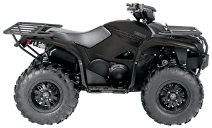 YAMAHA KODIAK 700 EPS SE USAGE