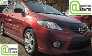 2009 Mazda Mazda5 GT, À PARTIR DE 37$/SEM. 100% APPROUVÉ !!!