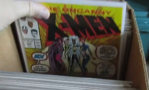 Uncanny X-Men Comic Book Run 143 to 420