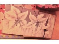 Lilly canvas