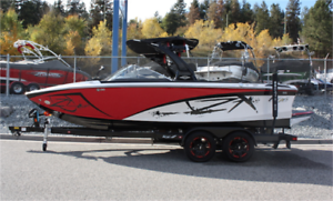 2015 Tige Boats Z1 - Features AVX Surf System