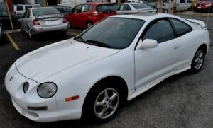 Wanted:1999 Toyota Celica GT-S